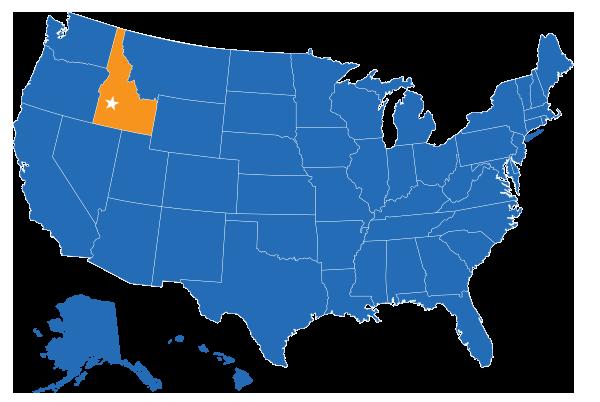 Boise Idaho Map About Boise » Riverstone International School